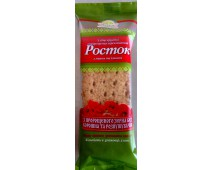 "Crisps of sprouted wheat grains ""Rostok with poppy and raisins"""